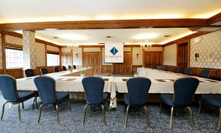 Oak Room at St. James Hotel