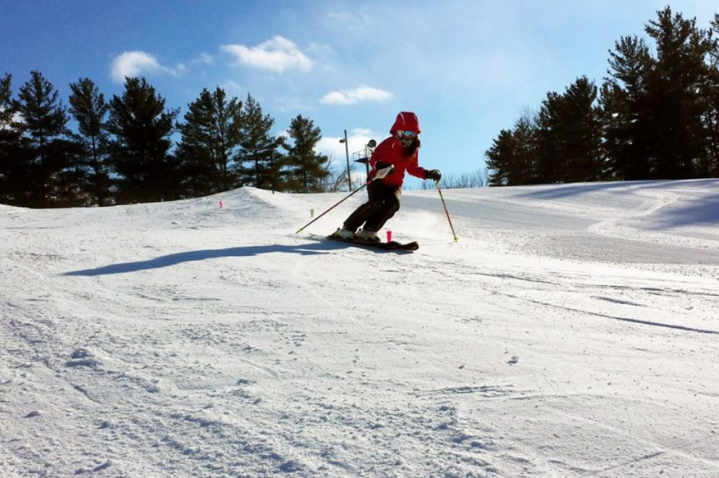 welch village skiing