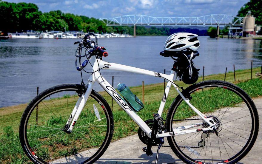 14 - bike the river trail