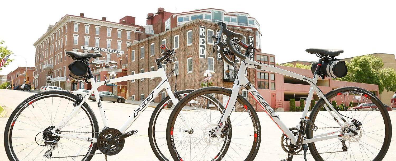 20 - St James Hotel Rental Bikes