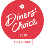 Diner's Choice 2019 Badge