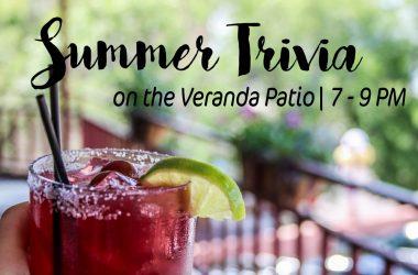summer drink for summer trivia