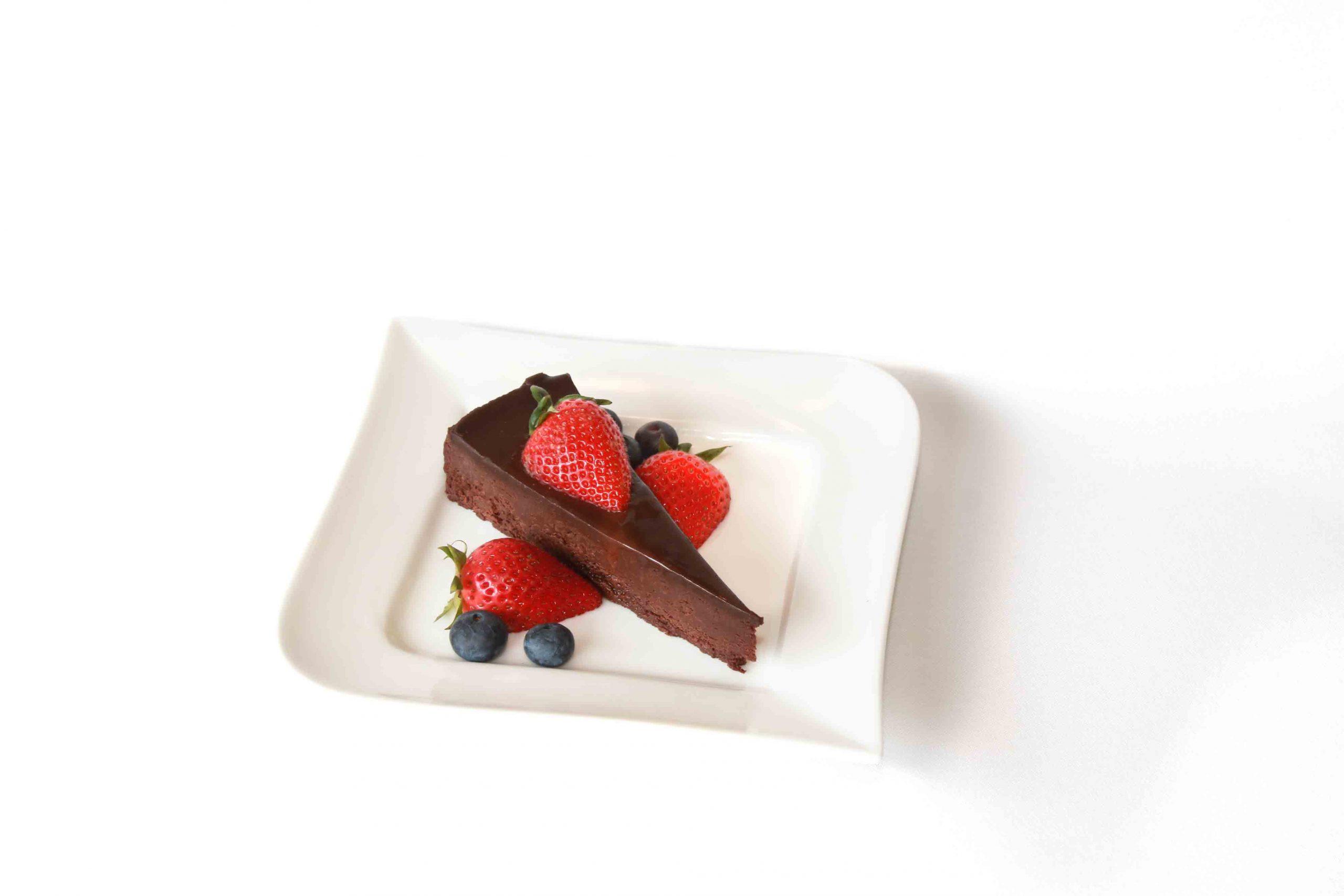 Flourless Chocolate Torte St James Hotel