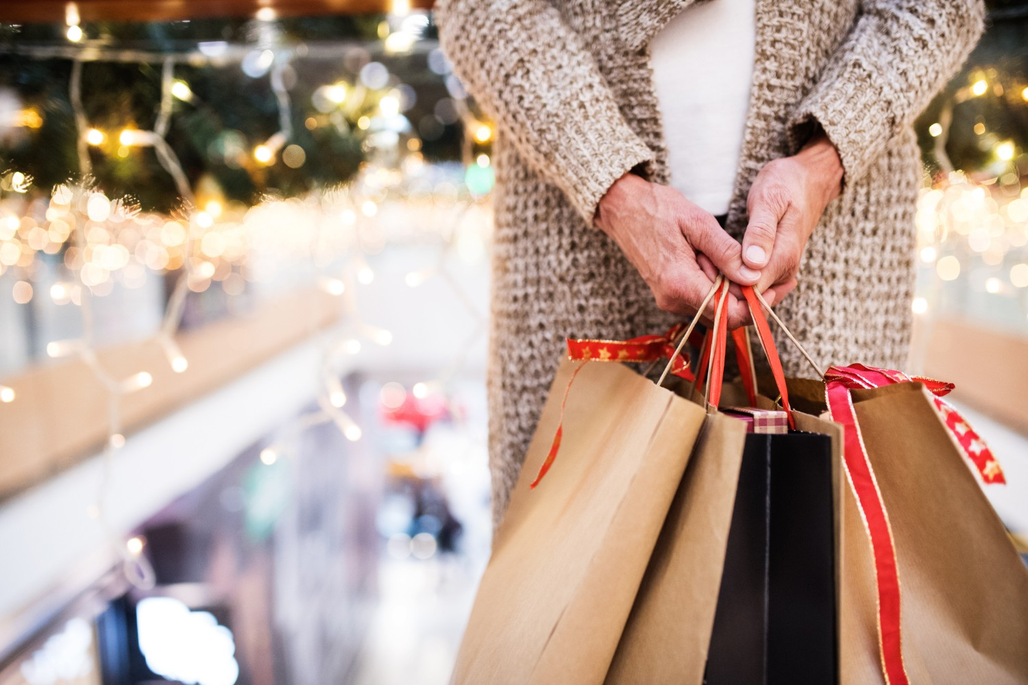 Where Are the Best Places to Go Holiday Shopping in Red ...